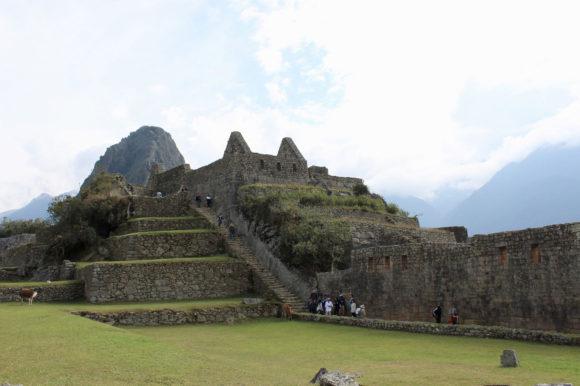 Machu Picchu Inca Valley Cusco Peru