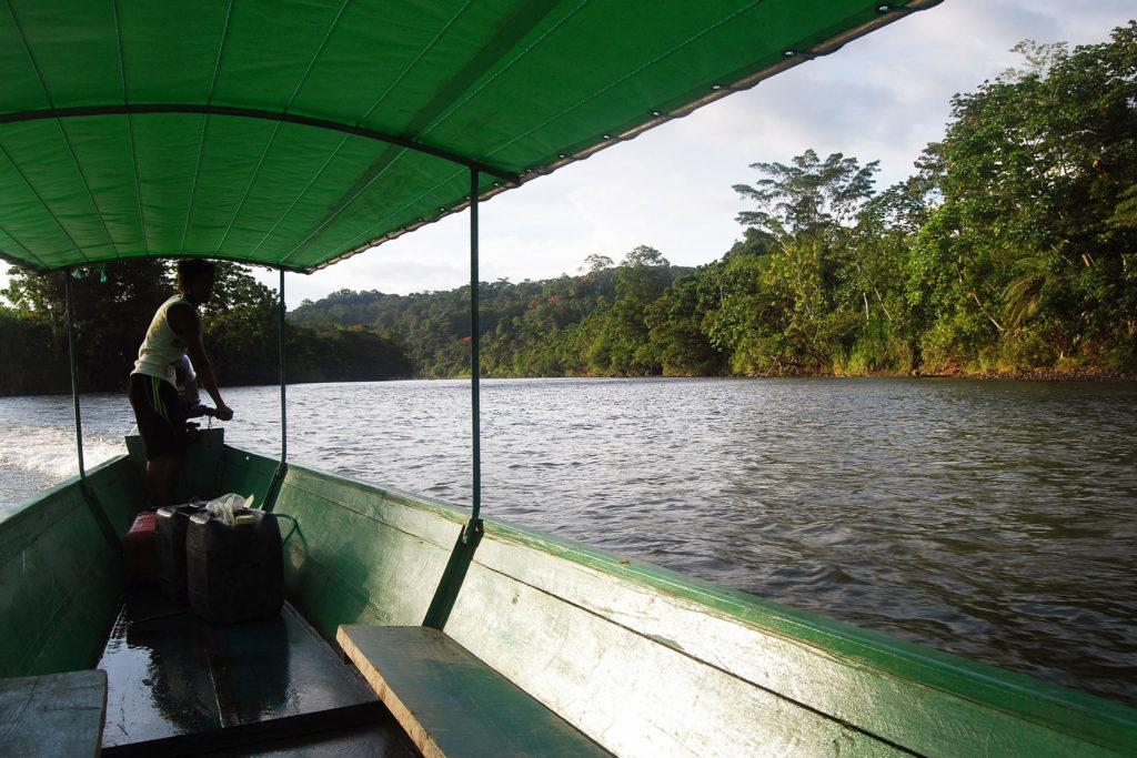 Amazon boat cruise