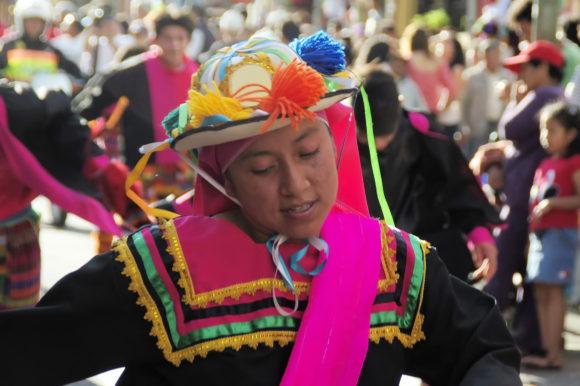 Ecuador festival