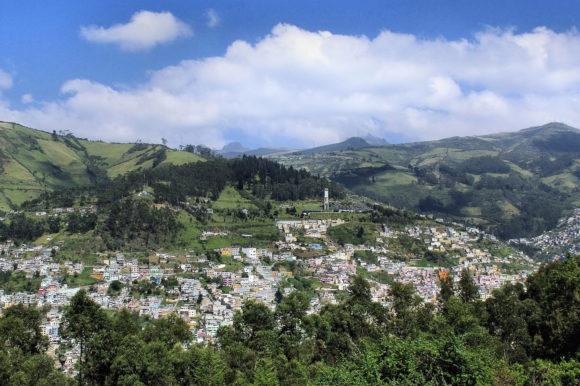 Ecuador Pichincha Quito