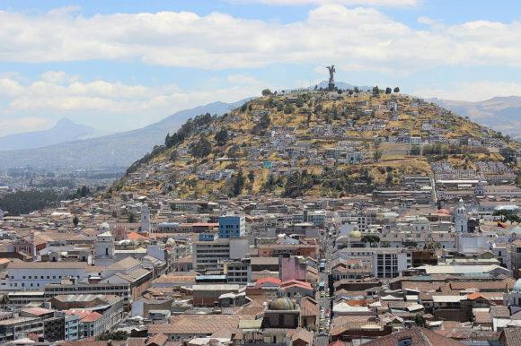 Quito Landmark Ecuador