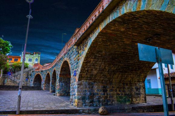 Bridge of all Saints Ecuador