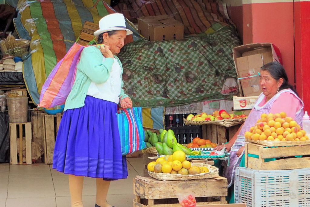 Ecuador markets
