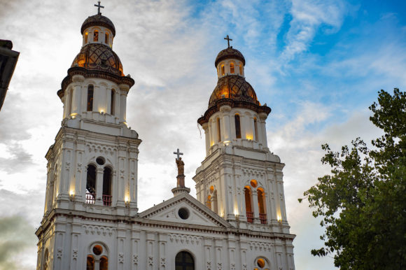 Santo Domingo Church Ecuador