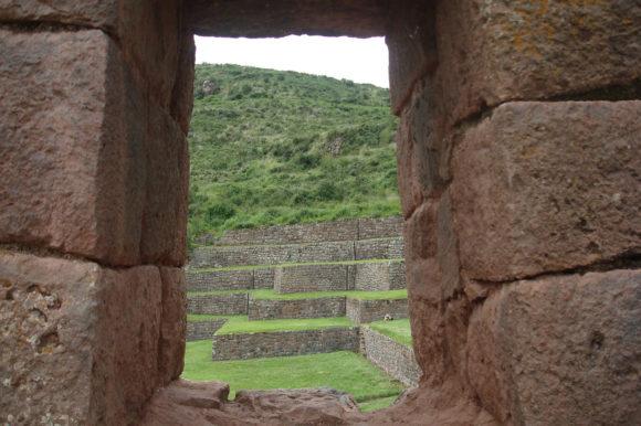 Tipon Inca Piquillacta Peru