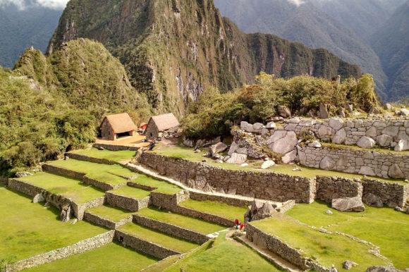 Machu Picchu Cusco Peru ruins