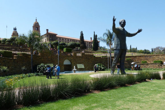 Statue South Africa