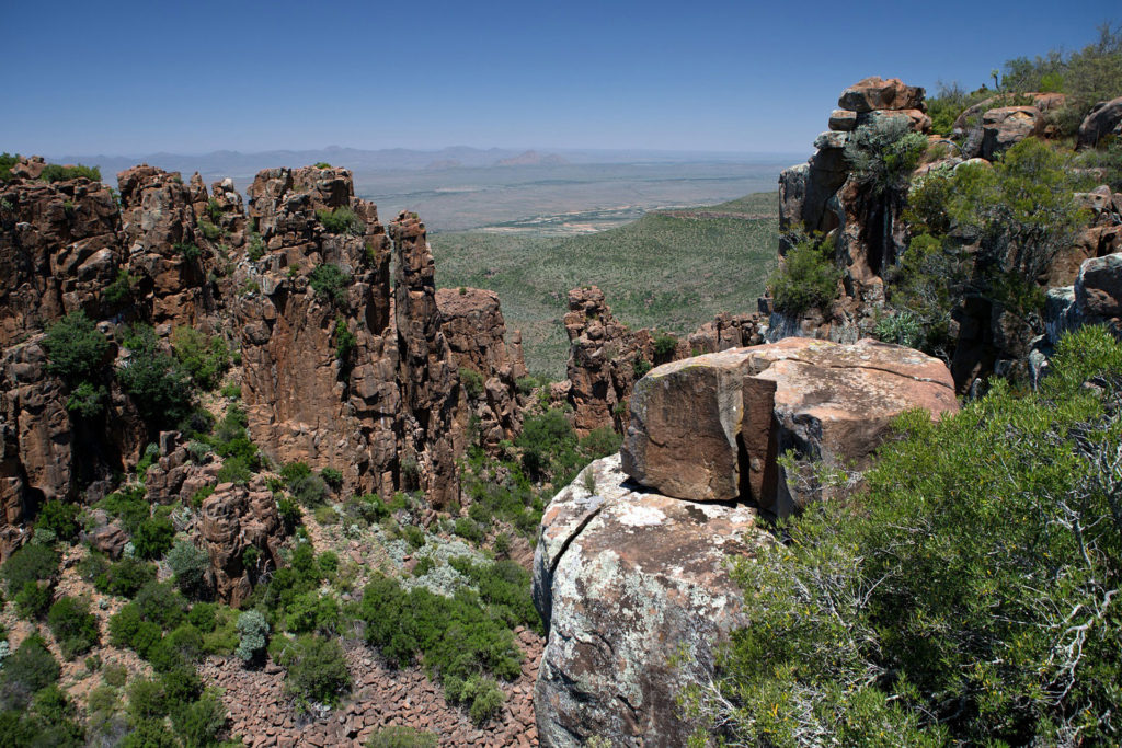 Valley of Desolation South Africa