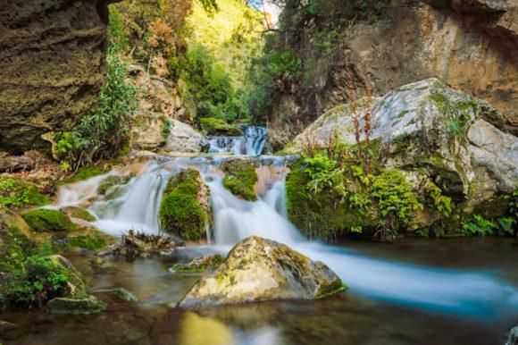 Chefchaouen Akchour waterfalls