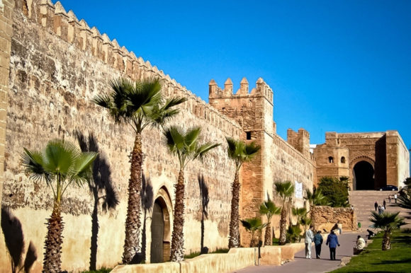 Oudaya Kasbah Morocco