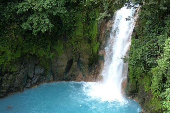 Costa Rica Waterfall