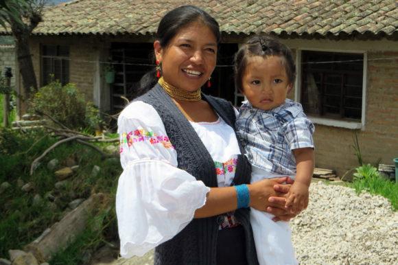 Ecuador locals