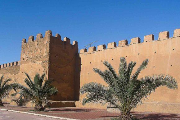 Morocco Ramparts