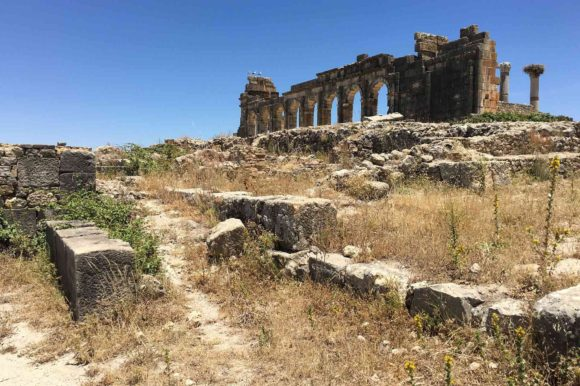 Morocco Ruins