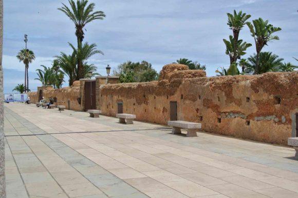 Rabat Morocco Wall