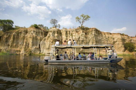 Murchison National Park in Uganda