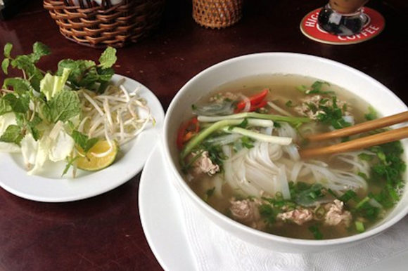 Pho dish Vietnam
