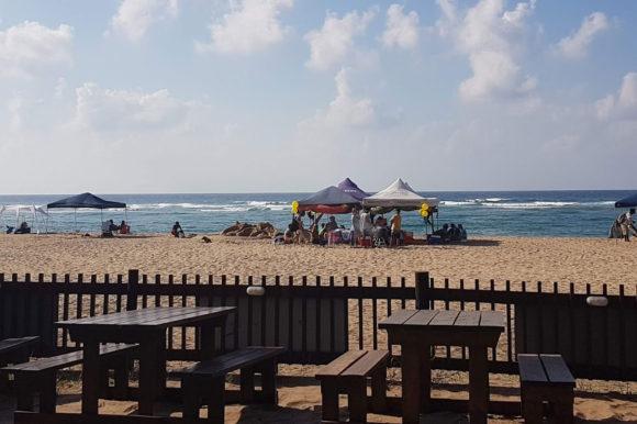 Ponta do Ouro Beach in Mozambique