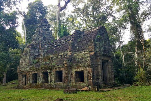 Temple - Angkor,Thailand.