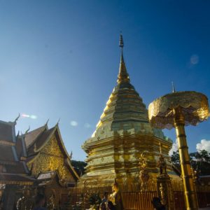 Temples of Thailand Tour