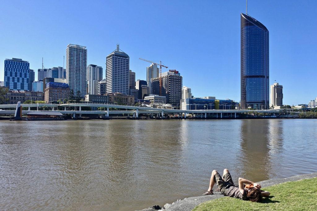 Brisbane River, Australia