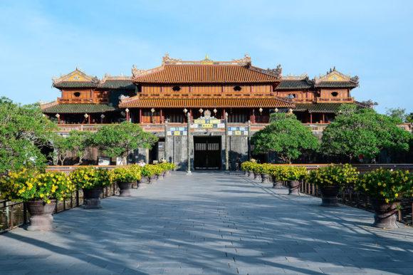 Hue, Vietnam Palace