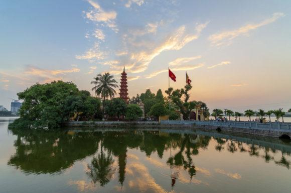 Tran Quoc Pagoda, Vietnam