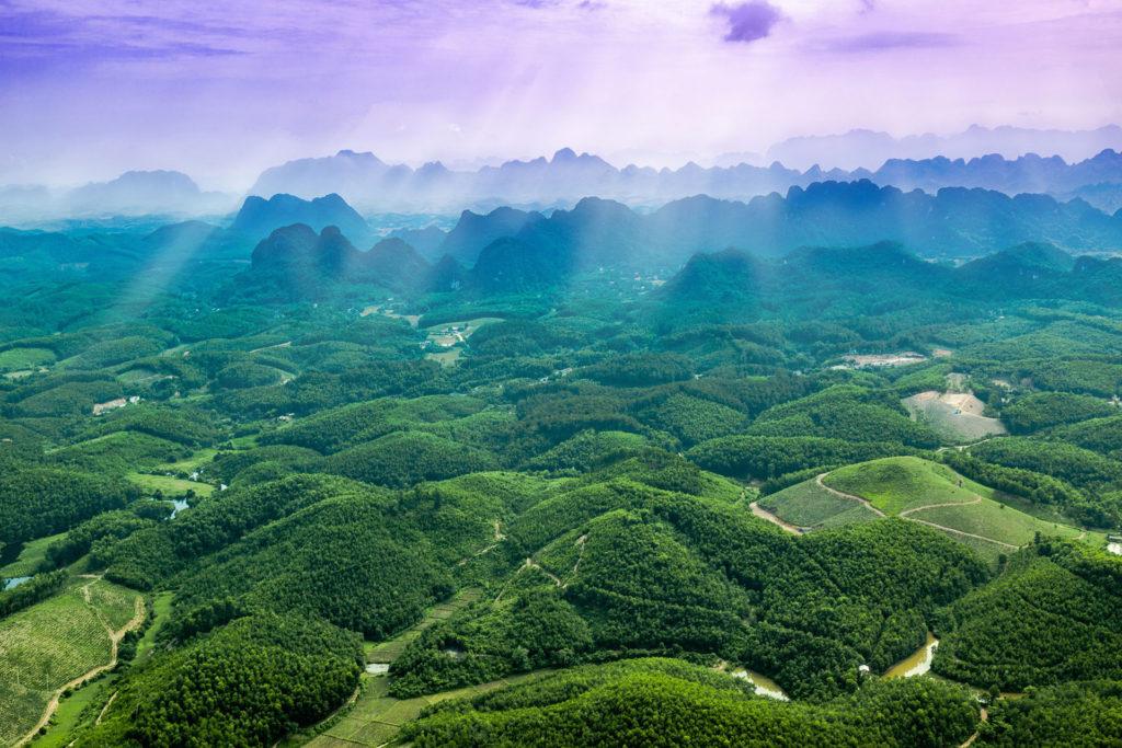 Trang An, Ninh Binh Province, Vietnam