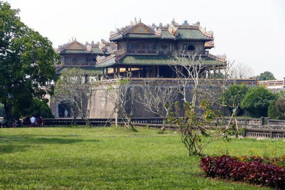 Vietnam, Hue, UNESCO World Heritage