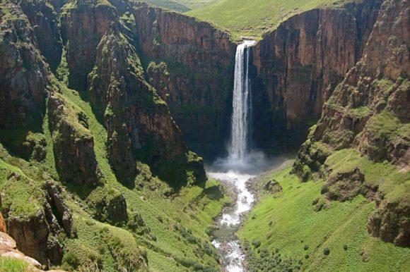 Maletsunyane Falls Zimbabwe